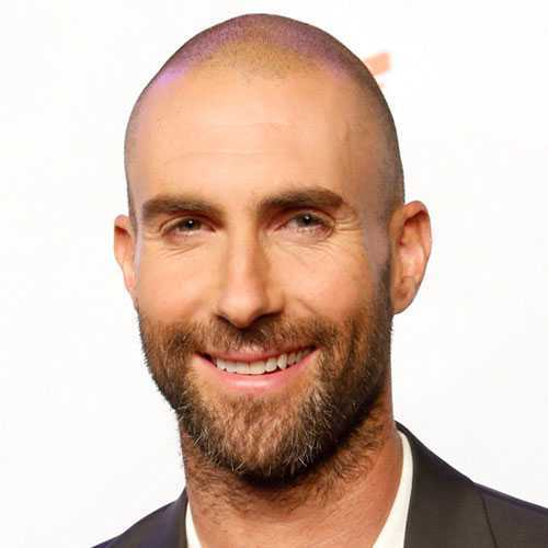 Adam Levine Peinado - Pelo Largo