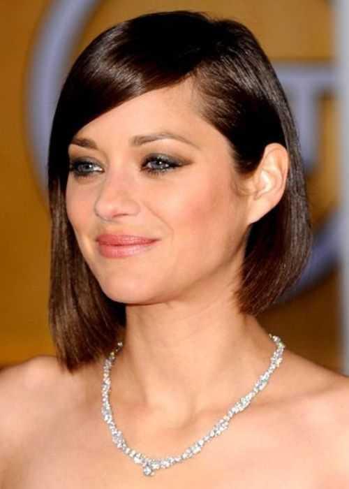 ronda cara asimétrica-corte de pelo
