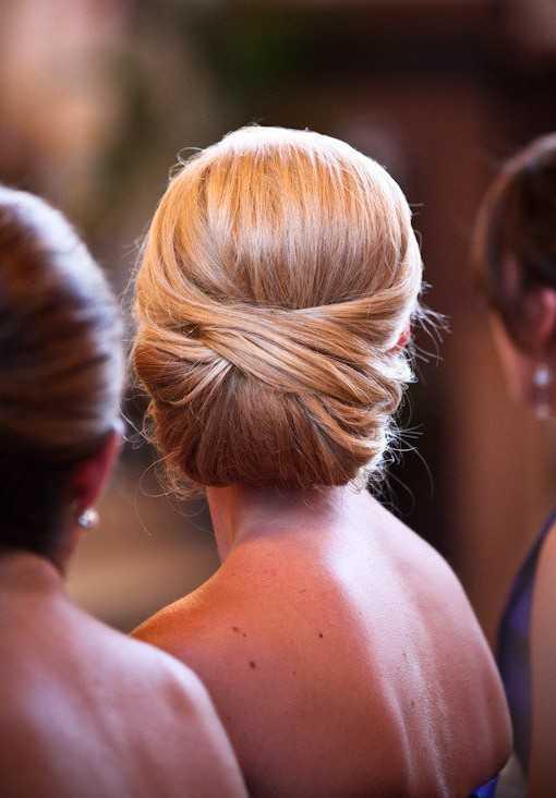 Mejor Updos moda - peinado updo elegante para la boda
