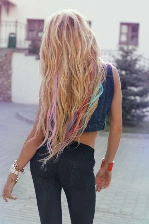 mejores ideas de la tiza del pelo que hay que buscar Fabulas 0101