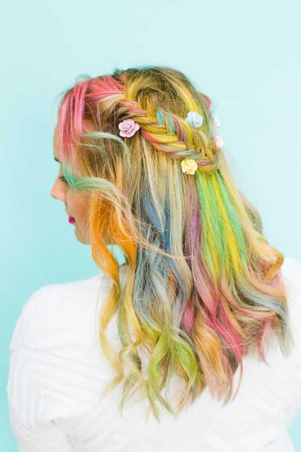mejores ideas de la tiza del pelo que hay que buscar Fabulas 0201