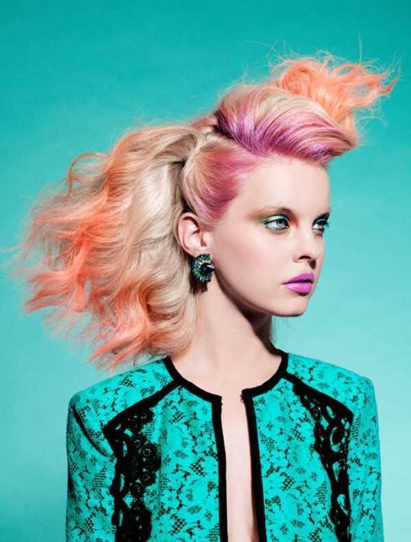 mejores ideas de la tiza del pelo que hay que buscar Fabulas 0271