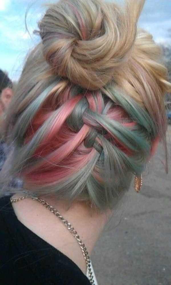 mejores ideas de la tiza del pelo que hay que buscar Fabulas 0351