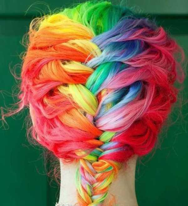 mejores ideas de la tiza del pelo que hay que buscar Fabulas 0401