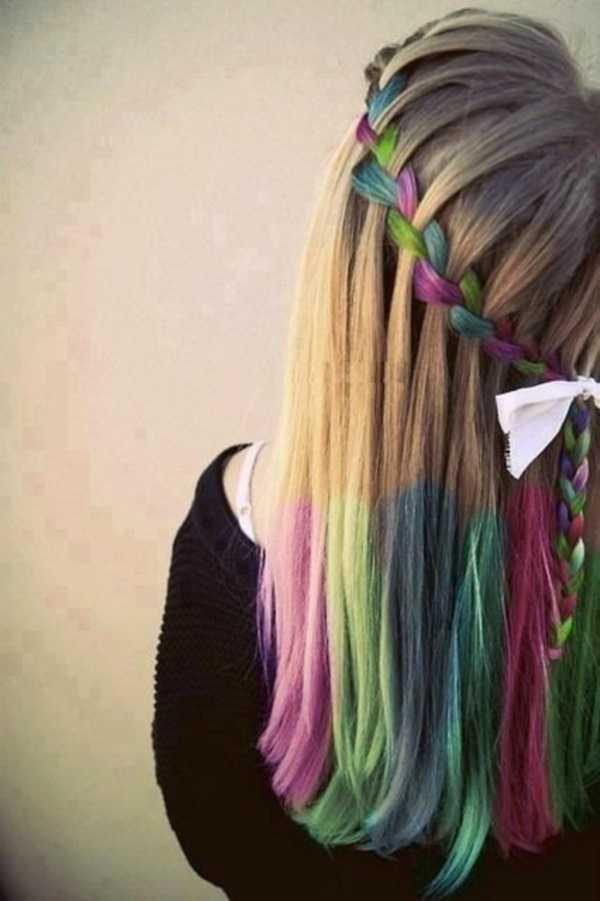 mejores ideas de la tiza del pelo que hay que buscar Fabulas 0421