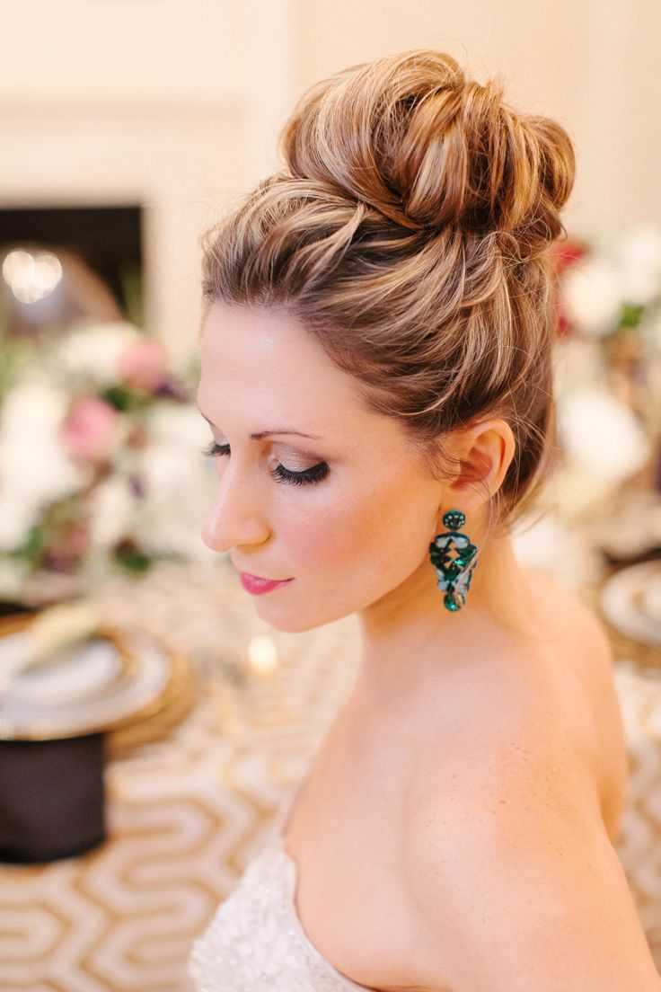 peinados mejor boda para las damas de honor