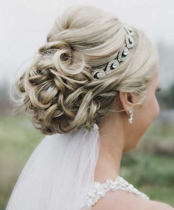 Los mejores peinados de boda