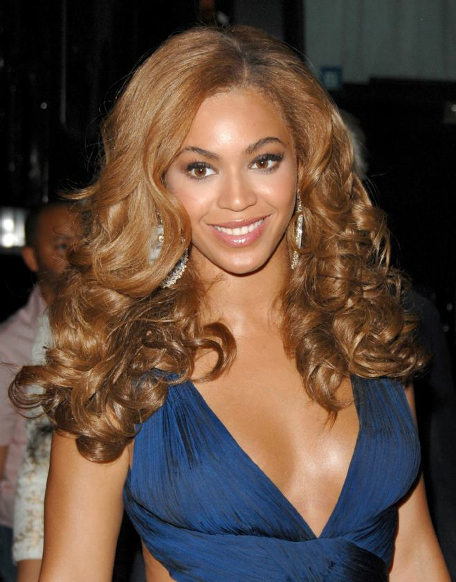 Beyonce-Curly-Hair