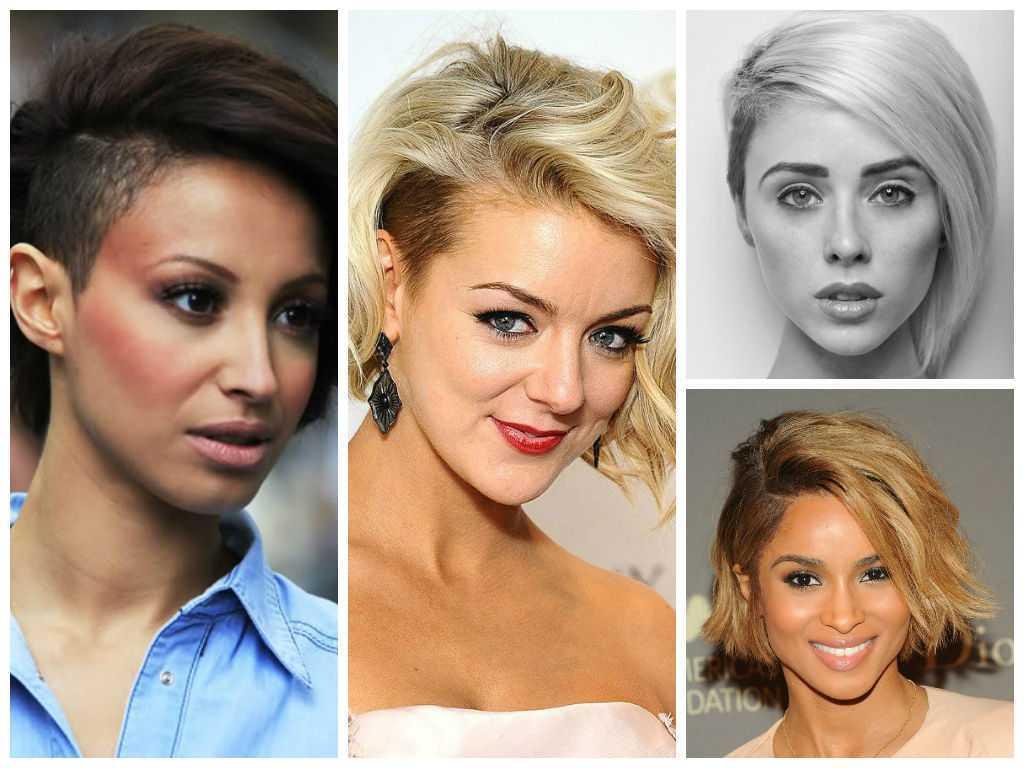 Bob-con-afeitado-Sides-Fall-pelo-Trend-2014
