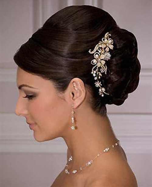 peinados de novia con la boda