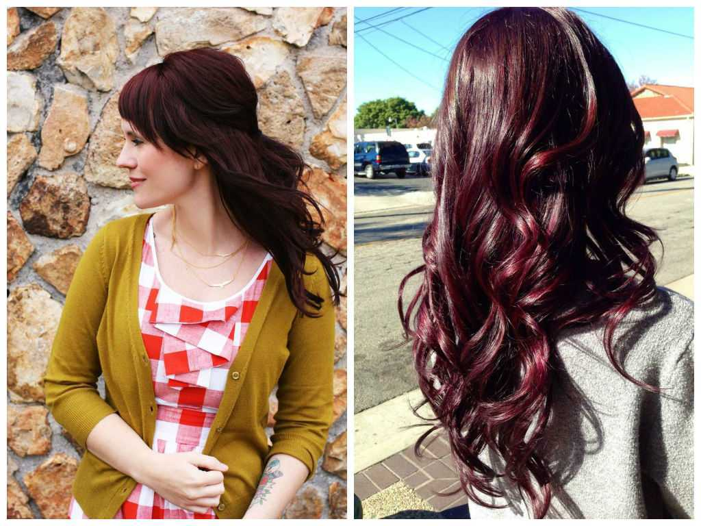 Borgoña-hair-color-new-color de pelo-Ideas