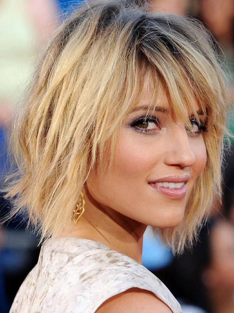Choppy-Bob-Haircut-for-thin-hair
