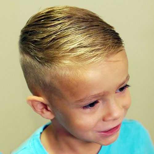 peinados lindos para los niños pequeños