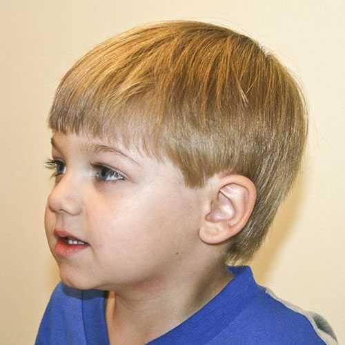 peinados linda del niño