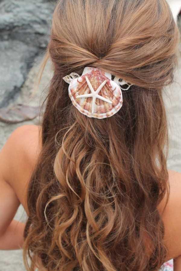 lindo y sucio Beach peinados para Summer0061