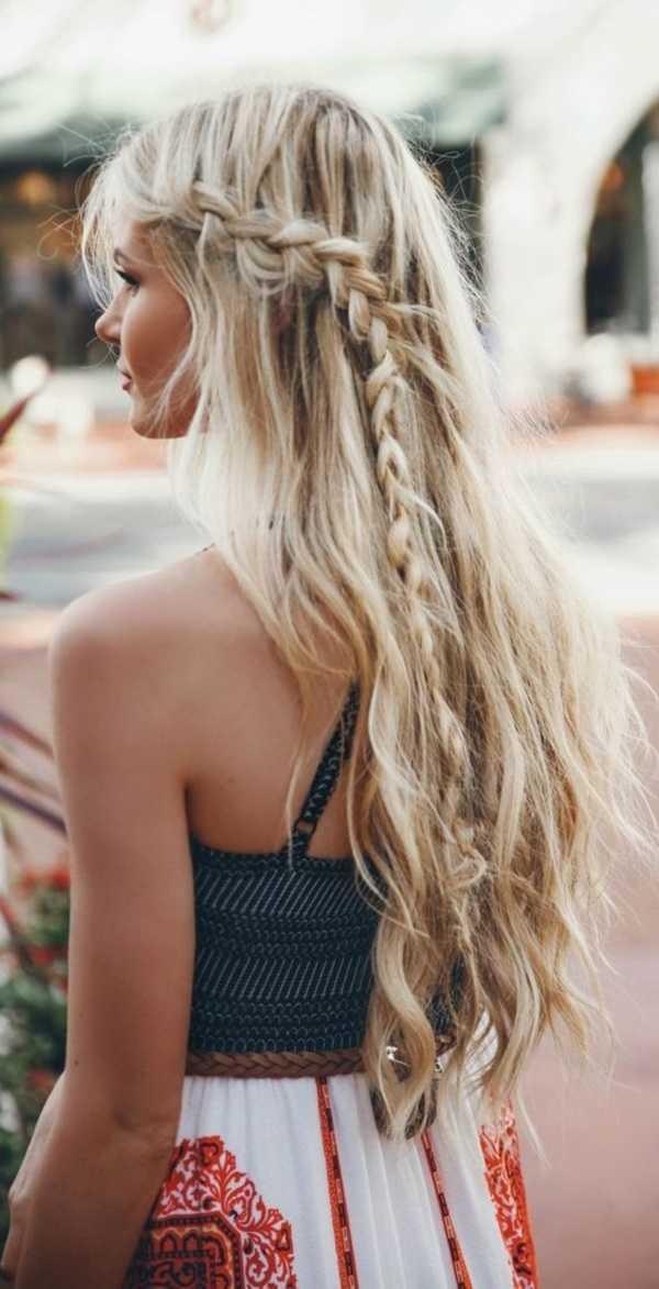 lindo y sucio Beach peinados para Summer0071