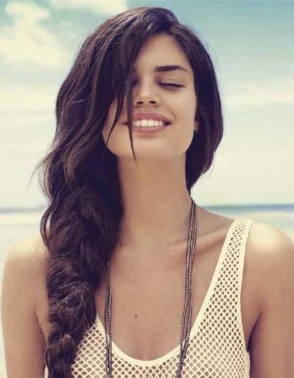 lindo y sucio Beach peinados para Summer0261