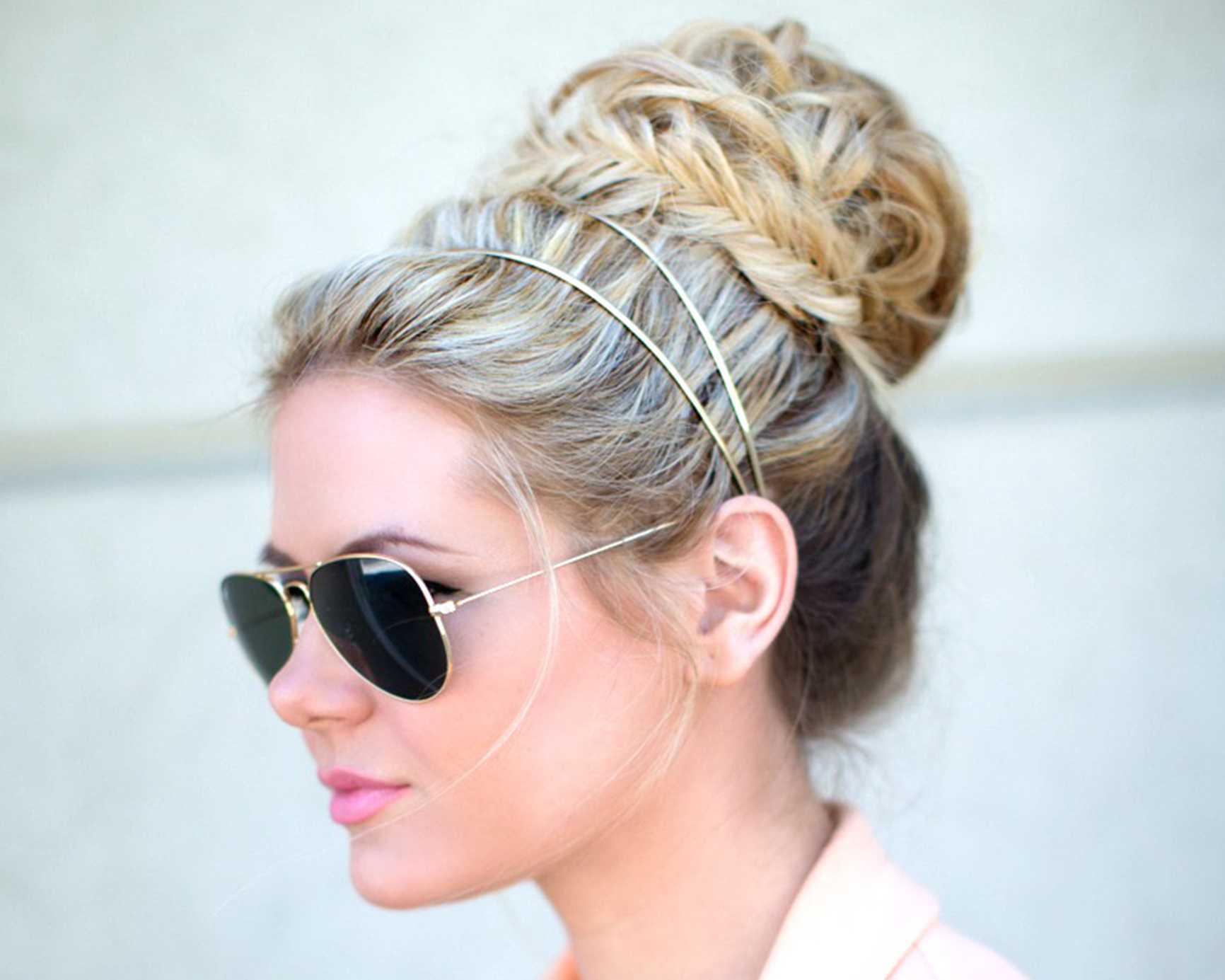 peinados lindos de verano