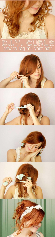 Rizos DIY: Cómo RAG Pasa el pelo