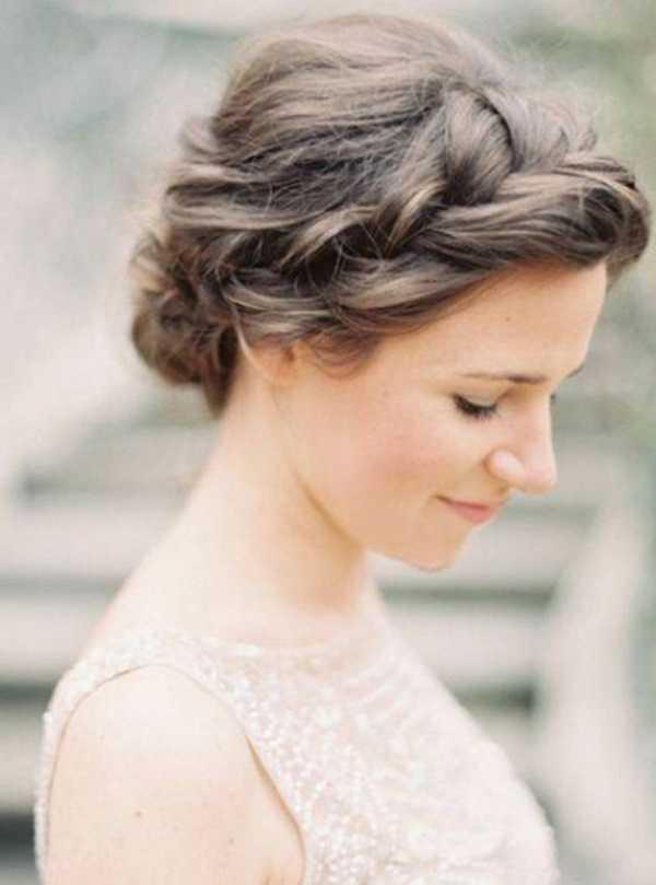 fácil y rápido trabajo peinados para Medio Hair12