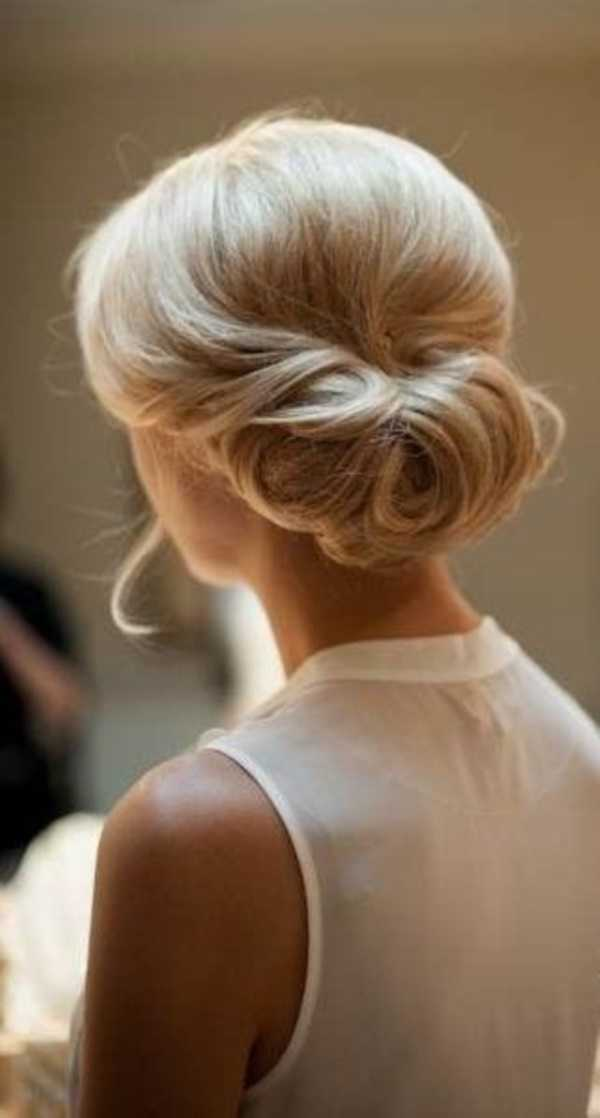 fácil y rápido trabajo peinados para Medio Hair15