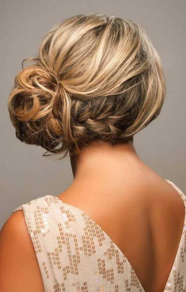 fácil y rápido trabajo peinados para Medio Hair20