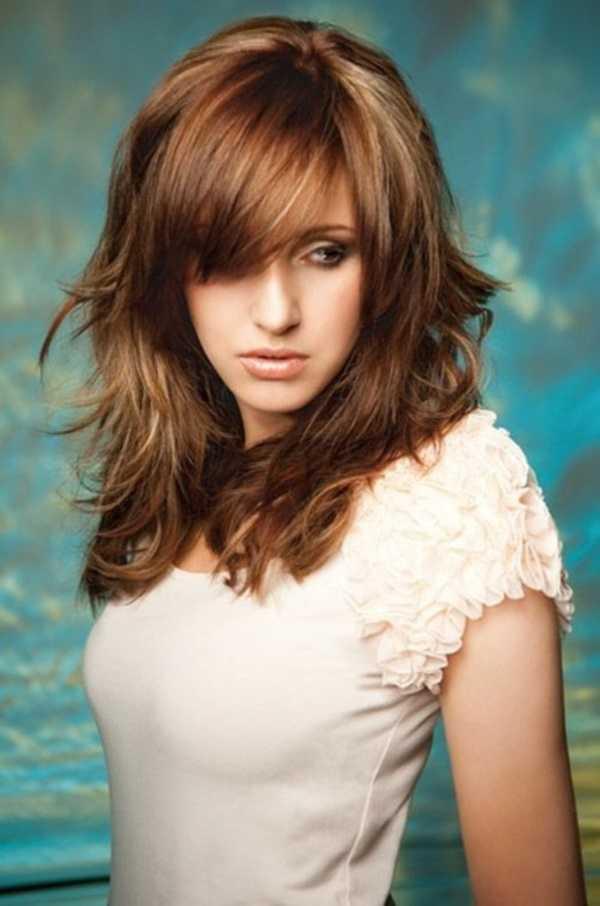 fácil y rápido trabajo peinados para Medio Hair6
