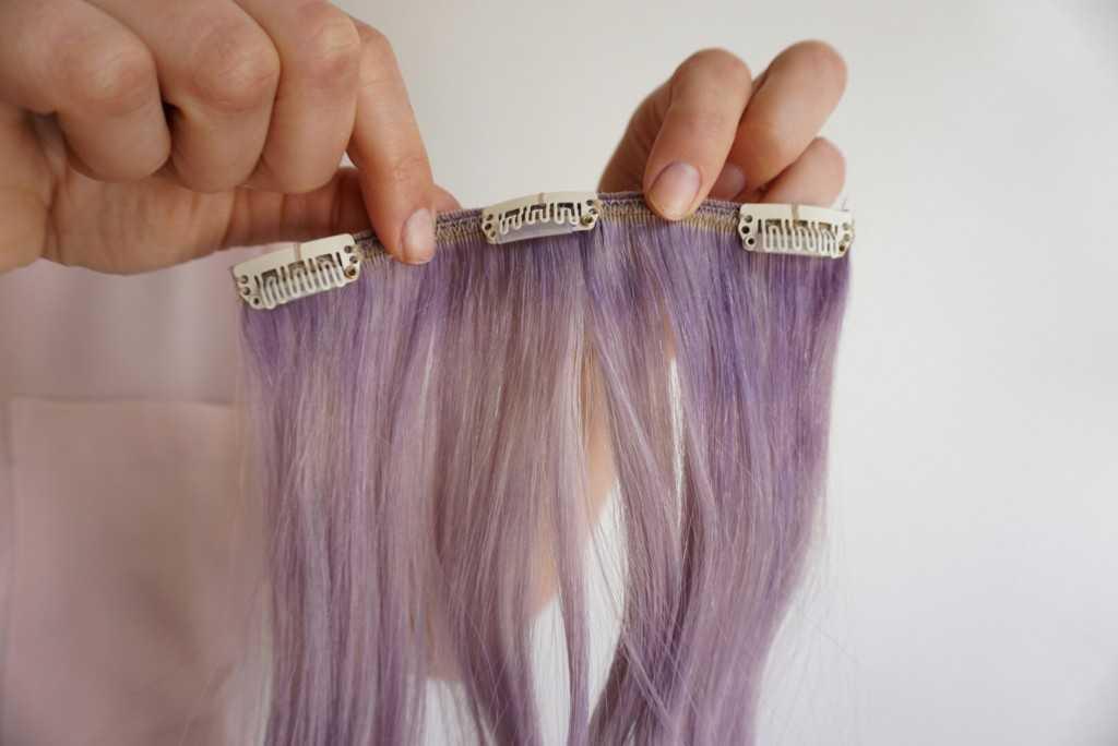 Clip en extensiones de cabello | Consejos