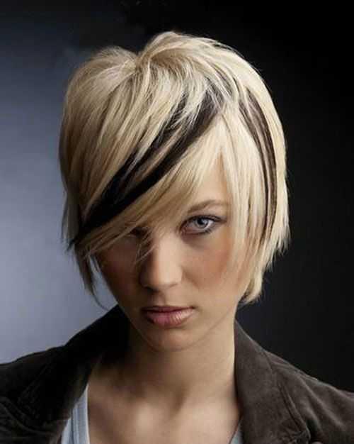 Funky peinados para hombres y Las mujeres