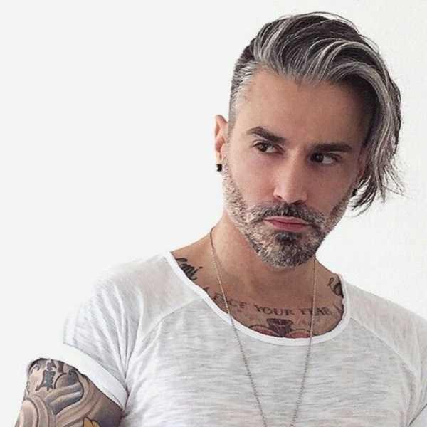 cortes de pelo de plata agraciados que los hombres tengan en 2016 0301 - Cortes De Pelo Hombres