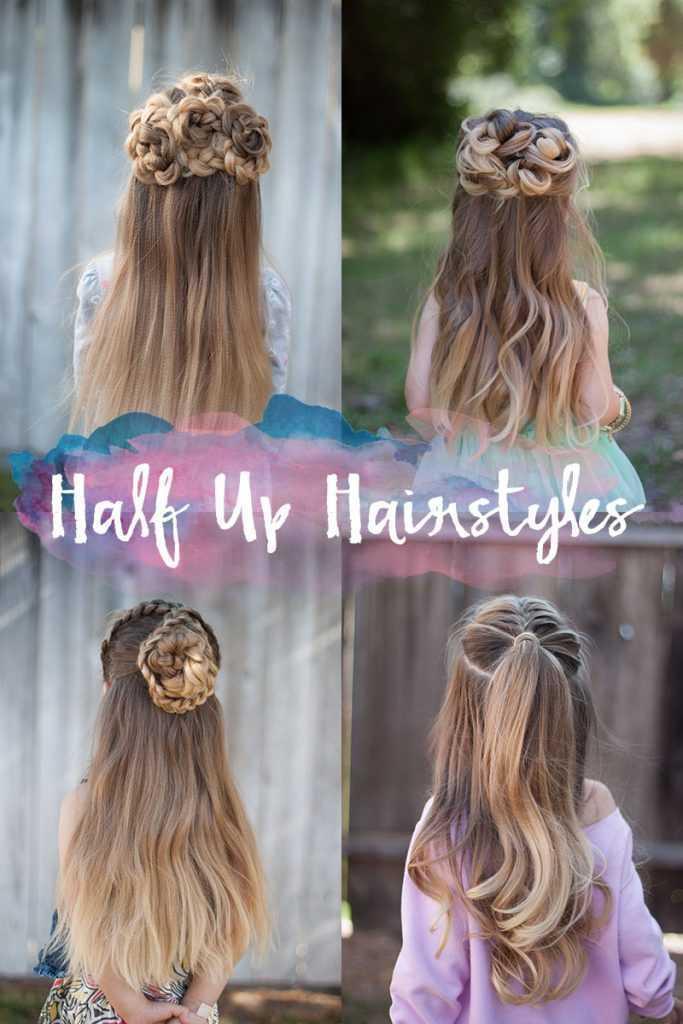La mitad de arriba peinados | CGH estilo de vida