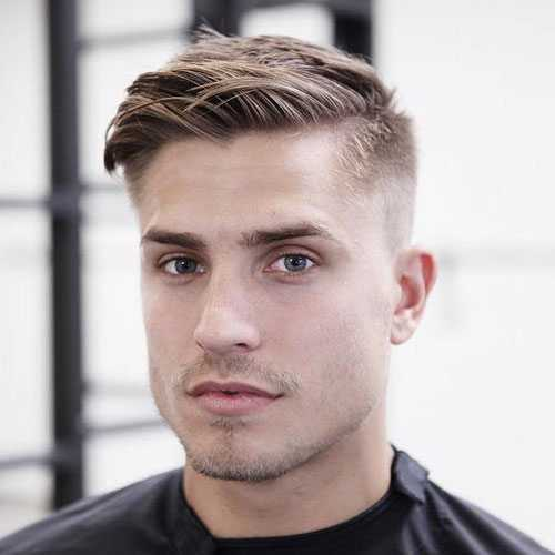 High-Fade-with-Side-Part