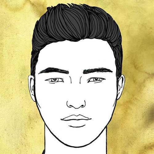 Cómo determinar su forma de la cara - Cara redonda
