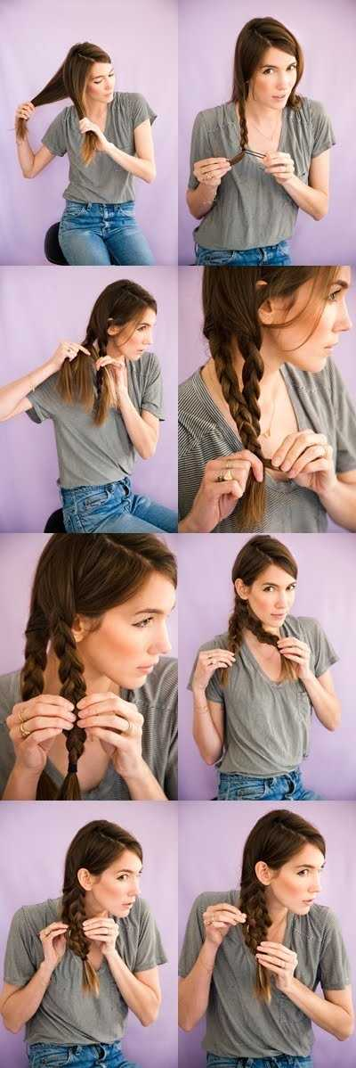 -a-sirena-trenza de How-to-do