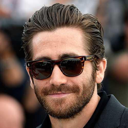 Jake gyllenhaal corte de pelo los mejores peinados for Peinado hacia atras hombre