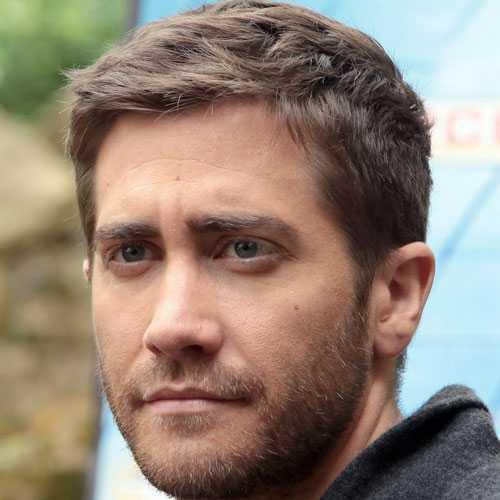 Jake Gyllenhaal peinado