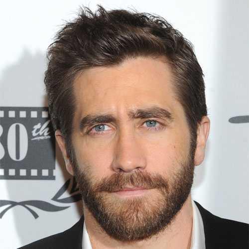 Jake Gyllenhaal peinados