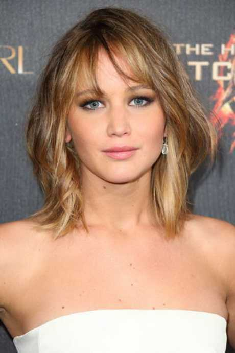 Jennifer Lawrence color de pelo