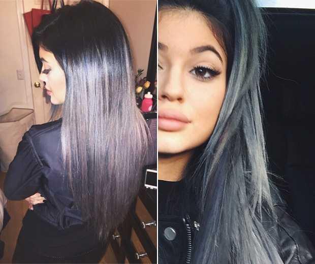 Kylie Jenner-pelo