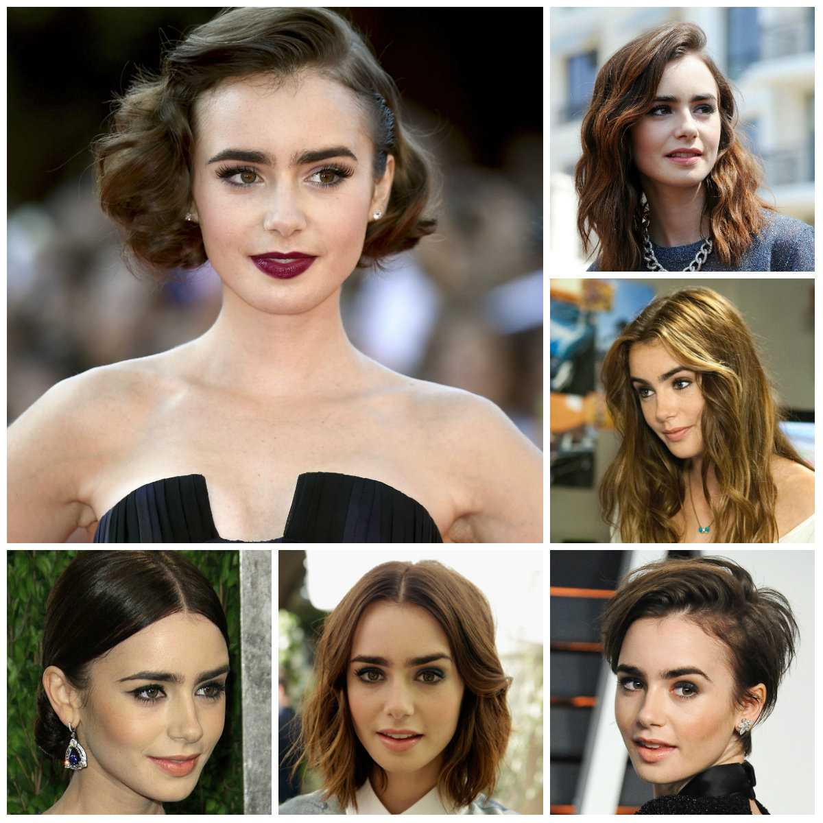 Lily-Collins-hairstyle