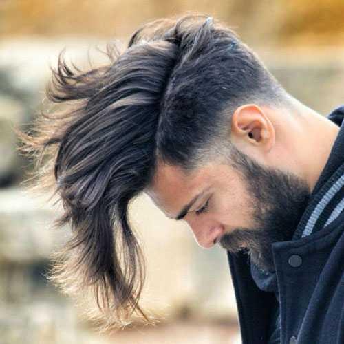 rizos trenzados con Hair Design