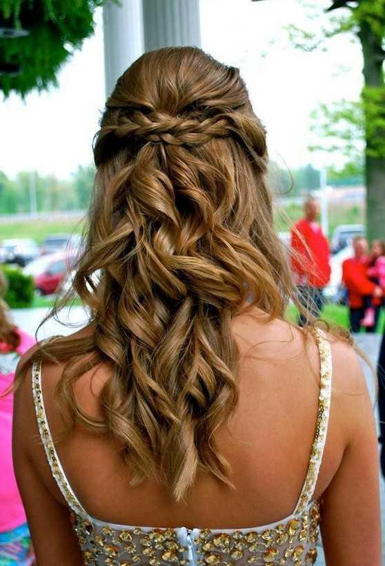 Prom peinados 2016