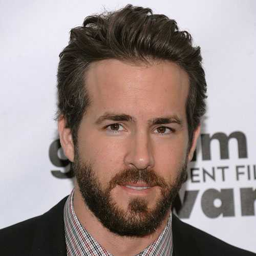 Ryan Reynolds Barba