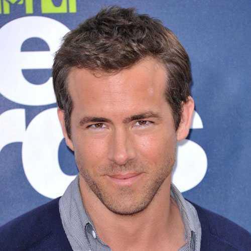 Ryan Reynolds peinados