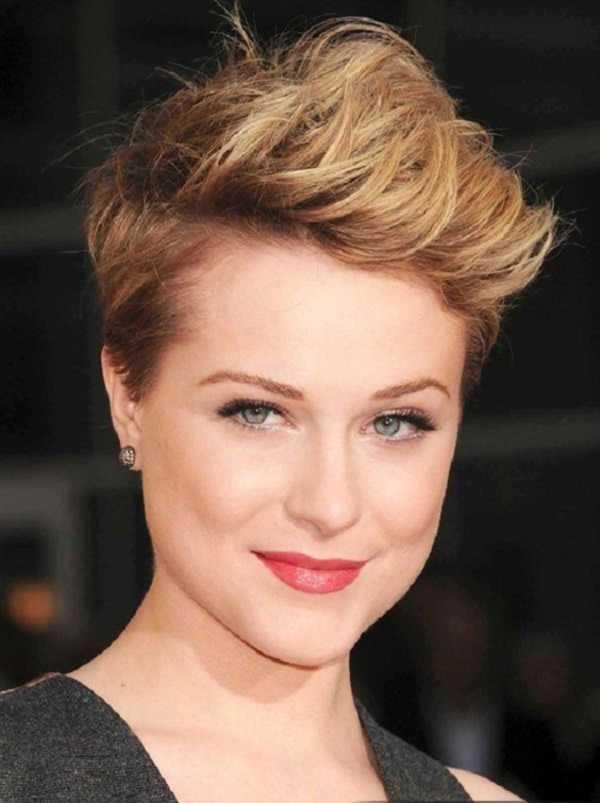 peinados morena magníficas para faces0161 redonda