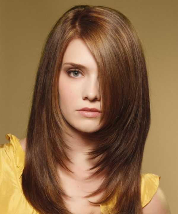 peinados morena magníficas para faces0261 redonda