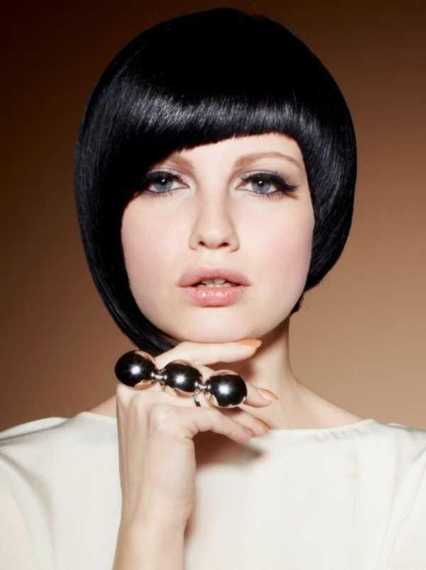 peinados morena magníficas para faces0291 redonda