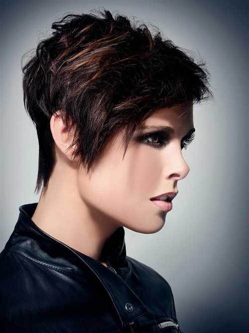 moda del peinado cortes de pelo corto