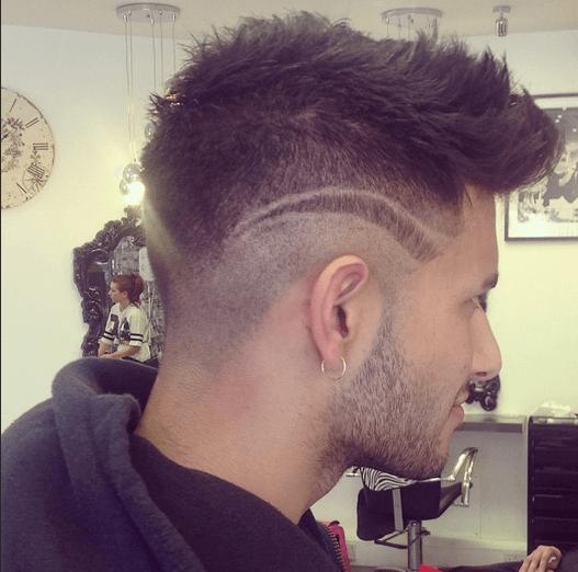 peluquería peinado 6