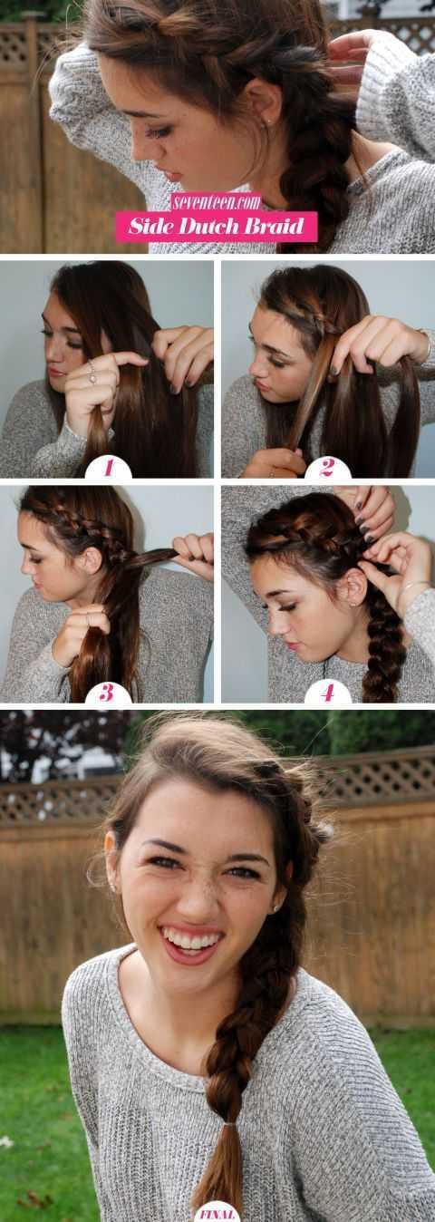 trenzar el pelo